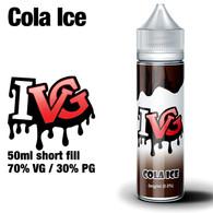 Cola Ice by I VG e-liquids - 50ml