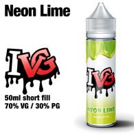 Neon Lime by I VG e-liquids - 50ml