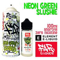 Neon Green Slushie - Far e-liquids by ELEMENT - 100ml