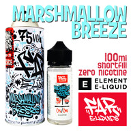 Marshmallow Breeze - Far e-liquids by ELEMENT - 100ml
