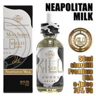 Neapolitan Milk - Kilo e-liquid - 70% VG - 50ml