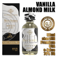 Vanilla Almond Milk - Kilo e-liquid - 70% VG - 50ml