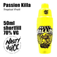 Passion Killa - Nasty Ballin e-liquid - 70% VG - 50ml