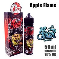 Apple Flame - Mr Juicer e-liquid - 70% VG - 50ml