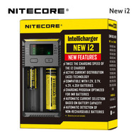 Nitecore New i2 Intellicharger