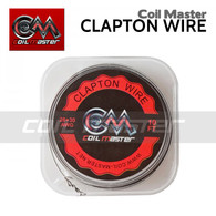 Coil Master Clapton Wire - 26ga Kanthal A1 and 30ga Nichrome - 10ft