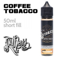 Coffee Tobacco - by Ruthless e-liquid - 70% VG - 50ml