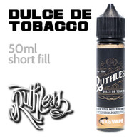 Dulce De Tobacco by Ruthless e-liquid - 70% VG - 50ml