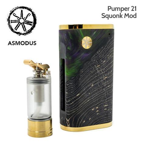 Asmodus Pumper 21 Squonk Mod