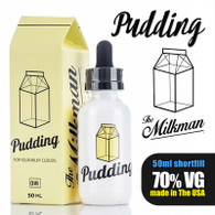 Pudding e-liquid by The Milkman – 70% VG – 50ml