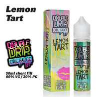 Lemon Tart - Double Drip e-liquids - 50ml