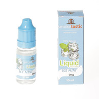 Smoketastic E-Liquid - Ice mint