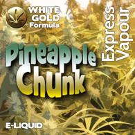 Pineapple Chunk - White Gold Formula e-liquid 60% VG - 10ml