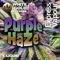 Purple Haze - White Gold Formula e-liquid 60% VG - 10ml