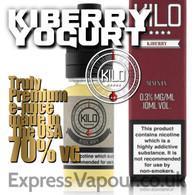 KIBERRY YOGURT - by KILO e-liquid - 70 VG