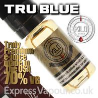 TRU BLUE - by KILO e-liquid - 70 VG