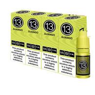 DJANGO - 13TH FLOOR ELEVAPORS e-liquid - 70% VG - 40ml