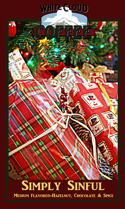 Holidays are a time to make memories, and what better way than to add the buttery, savory flavors of hazelnut combined perfectly with the zip of cinnamon in this flavored blend. These flavors would taste great with a brownie or Christmas strudel, but they'll taste even better in your hot cup of coffee. This medium roast blended coffee has just the right amount of warm spice and nutty goodness mixed in.  100% Arabica beans.