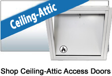 Access Doors And Panels Fire Rated Drywall And Ceiling