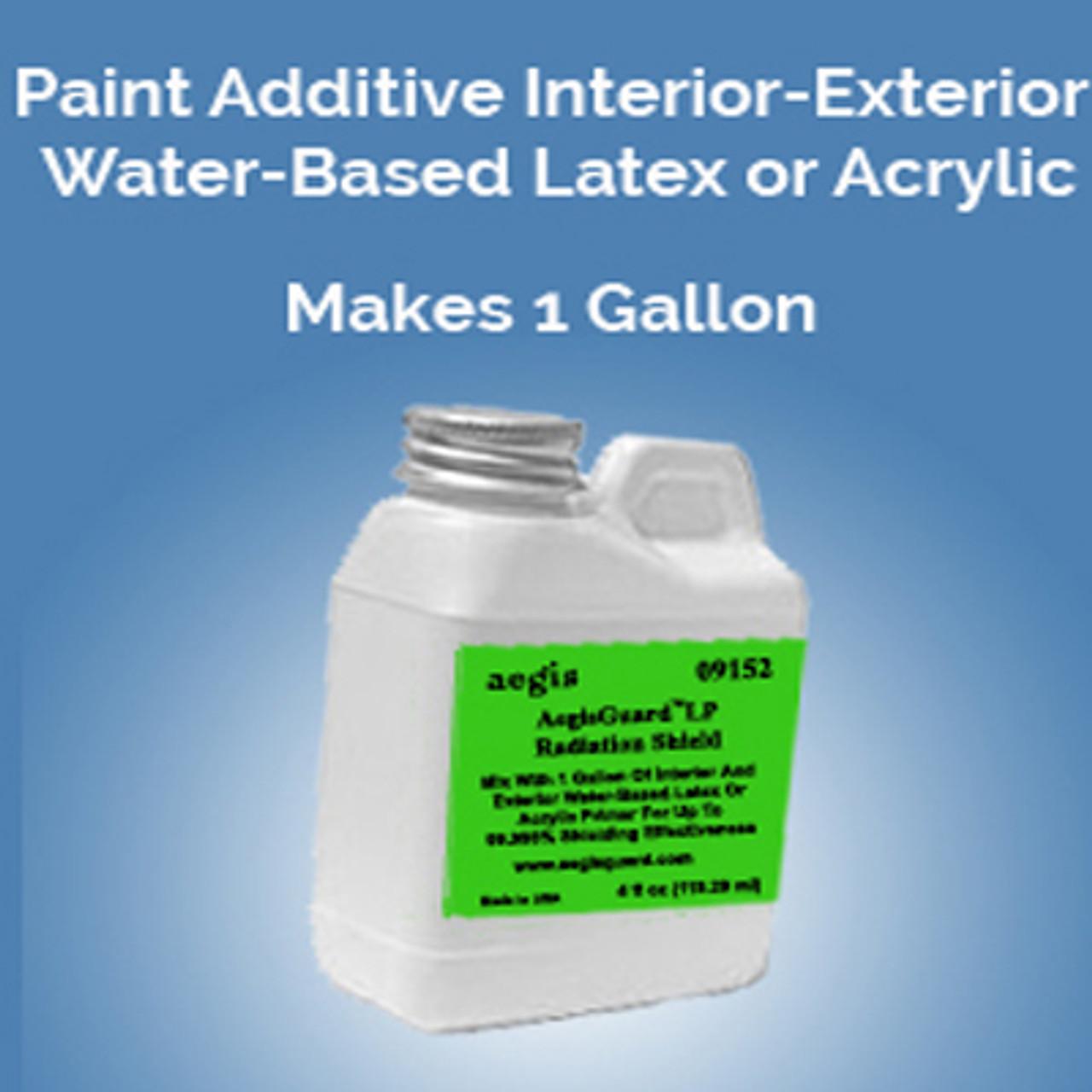 AegisGuard? LP Radiation Shield - Paint Additive - 5 4 oz packs makes 5 gallons