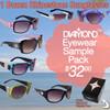 Diamond Eyewear Sample Pack Sunglasses