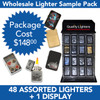 48 Lighters Package Deal SPL3 (48 pcs.+L218)