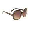Women's Fashion Sunglasses DE705 Green Frame Colors