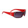 Wholesale Rhinestone DE™Designer Eyewear - Style #DE50 Red