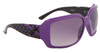 Fashion Sunglasses Wholesale 22815 Purple & Black Color Frame