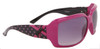 Fashion Sunglasses Wholesale 22815 Pink & Black Color Frame