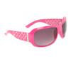 Rhinestone Sunglasses DI118 Pink Frame