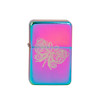 Tri-Color Prism Oil Lighters ~ Butterfly L204
