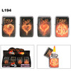"""Assorted """"Love"""" Lighters L194"""
