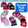 Wholesale Beanies Sample Packs