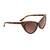 Cat Eye Sunglasses 806 Tortoise Frame