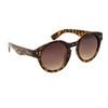 Round Sunglasses 825 Tortoise Frame