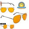 Blue Light Blocking Aviator Sunglasses 30714