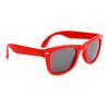 Folding California Classics Sunglasses 6021 Red Frame