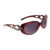 Designer Sunglasses for Women 6047 Maroon Frame