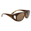 Over Glasses Sunglasses 6025 Tortoise Frame