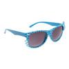 California Classics with Bows & Polkadots 6013 Blue Frame Black Dots Blue Bow