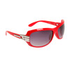 Fashion Sunglasses 6054 Red Frame