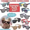Sample Pack California Classics Sunglasses SPWAY