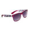 Bulk California Classics Sunglasses - Style # 8127 Magenta & White