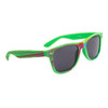 Wholesale California Classics Sunglasses - Style # 8008 Green Frame