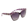 DE™ Cat Eye Sunglasses- Style # DE5041 Black