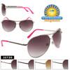 Aviator Sunglasses by the Dozen - Style # 32720