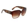 Wholesale DE™ Designer Eyewear by the Dozen - Style # DE727 Translucent Brown