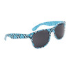 Sunglasses For Wholesale - Style # 8007 Blue/Black