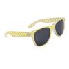 Wholesale California Classics Sunglasses - Style # 8012 Yellow